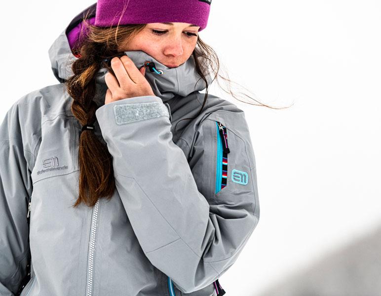 Elevenate Women's ski wear