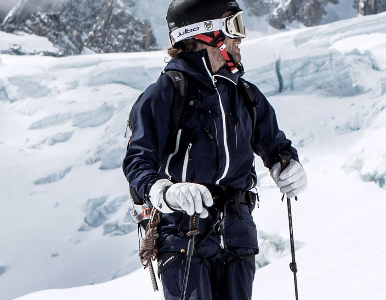 Mammut men's ski wear