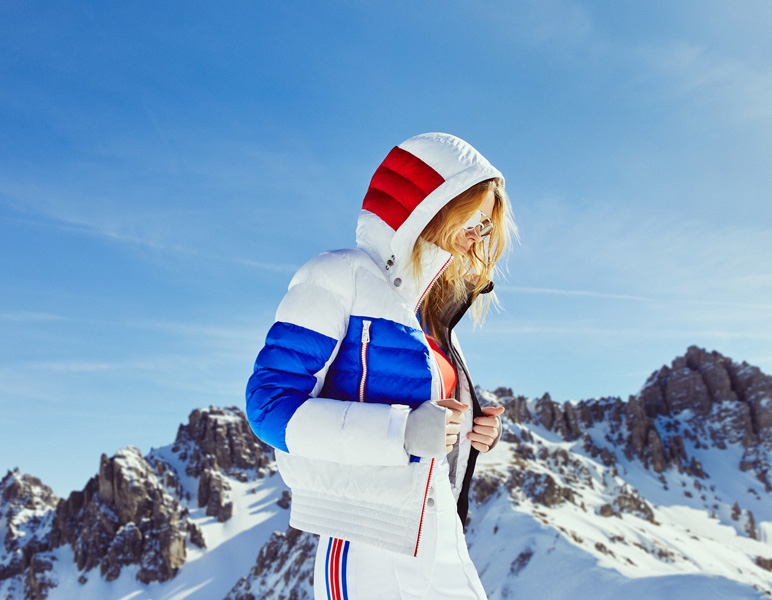 toni Sailer Women's Ski Wear