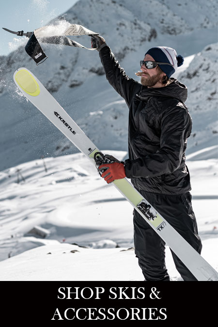 Shop Skis and Accessories